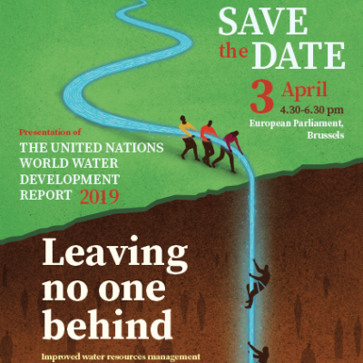 Public Session on the UN World Water Development Report 2019: Leaving no one behind