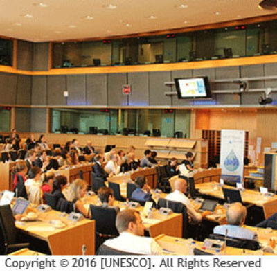 MEP Water Group Public session on  'Water & Jobs'
