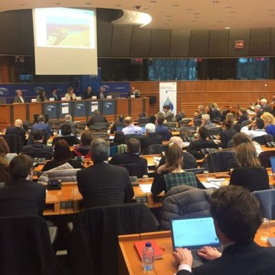MEP Water Group Public session on  'Water Reuse – an effective tool to address water scarcity'